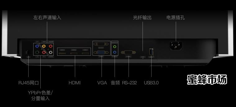 艾洛维V6 超短焦家用高清投影仪安装教程